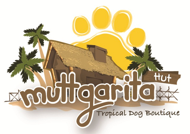 Muttgarita Hut Logo