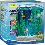Save $3 on a Tetra LED Bubbling Aquarium