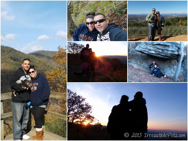 Blue Ridge Mountains Anniversary 2013