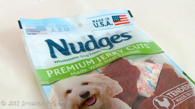 Nudges USA Made Dog Chews