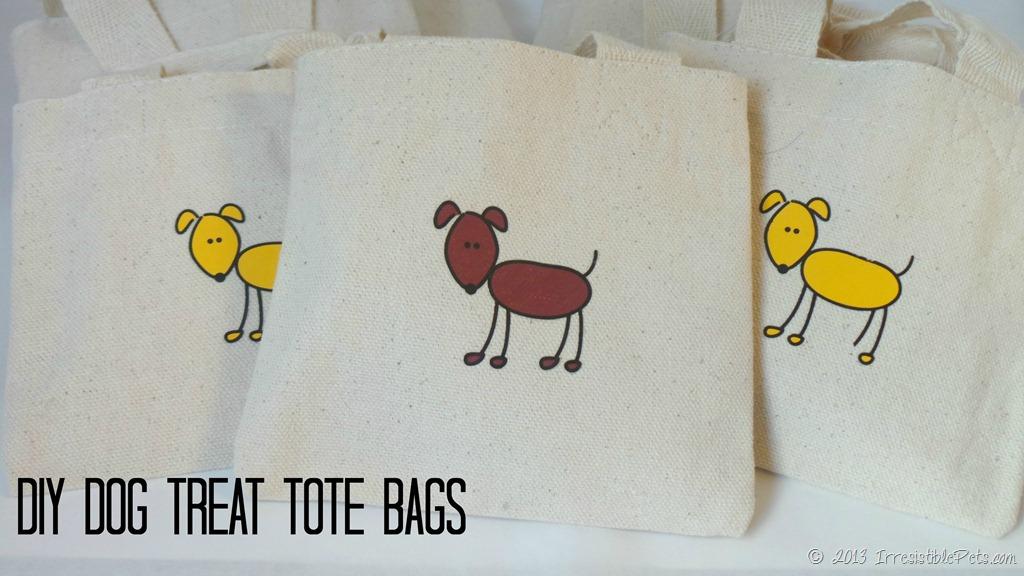 Random crafts of kindness for pets diy dog treat tote for Random diys