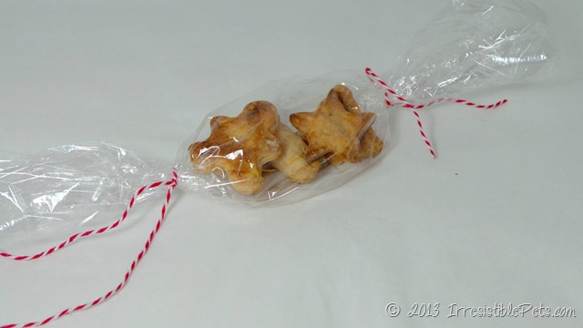 Random Acts of Kindness - Dog Treat Tote Bag Christmas Cookies