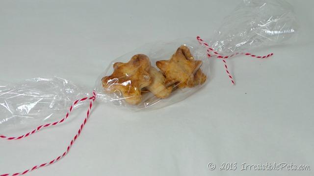 Random Acts of Kindness - Dog Treat Tote Bag Christmas Cookies