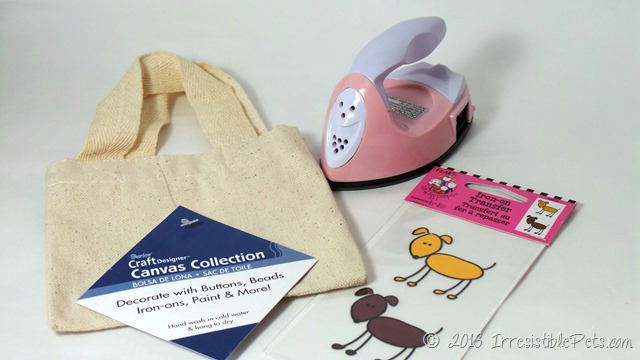 Random Acts of Kindness - Dog Treat Tote Bag Supplies
