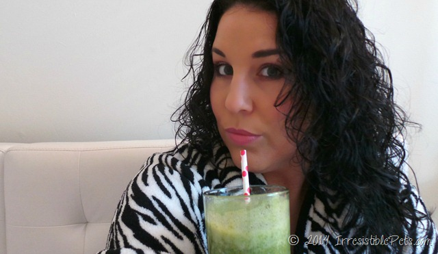 Healthy Green Smoothie Aimee