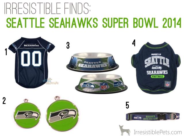 innovative design 1c769 a1636 Irresistible Pet Finds for Super Bowl 2014 - Irresistible Pets