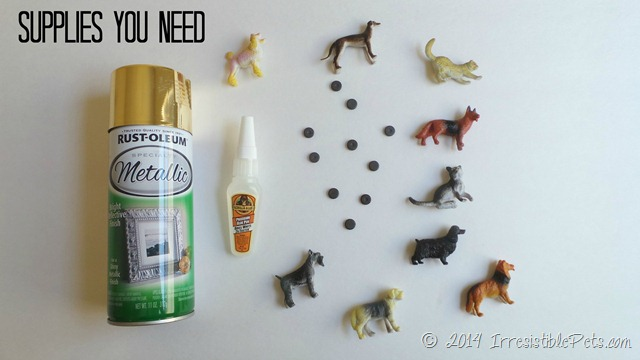 DIY Pet Magnets Supplies by IrresisiblePets.com