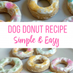 Easy Dog Donut Recipe
