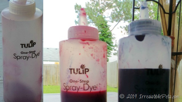 Tulip One Step Spray Dye