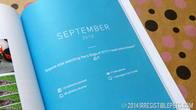 My Social Book September