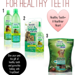 Holiday Gift Guide for Healthy Teeth#SmoochUrPooch