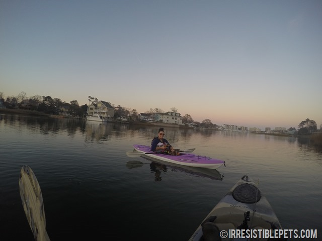 Kayaking in December with Chuy (11)