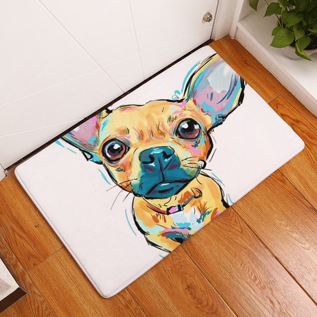 Holiday Gift Guide for Chihuahua Lovers - Chihuahua Door Mat