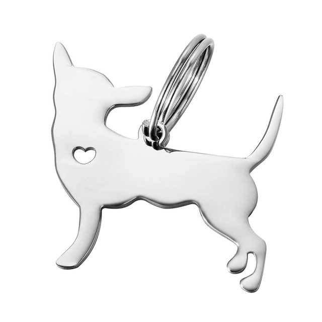 Holiday Gift Guide for Chihuahua Lovers - Chihuahua Pendant