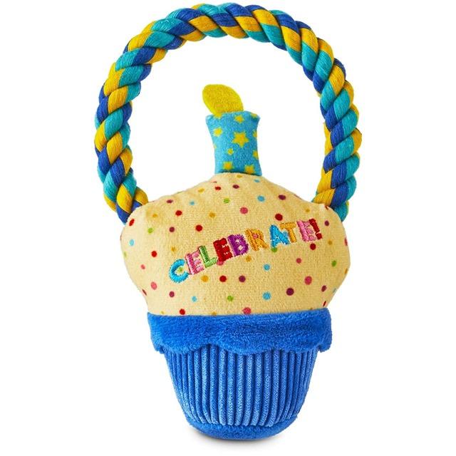 Cupcake Rope Toy