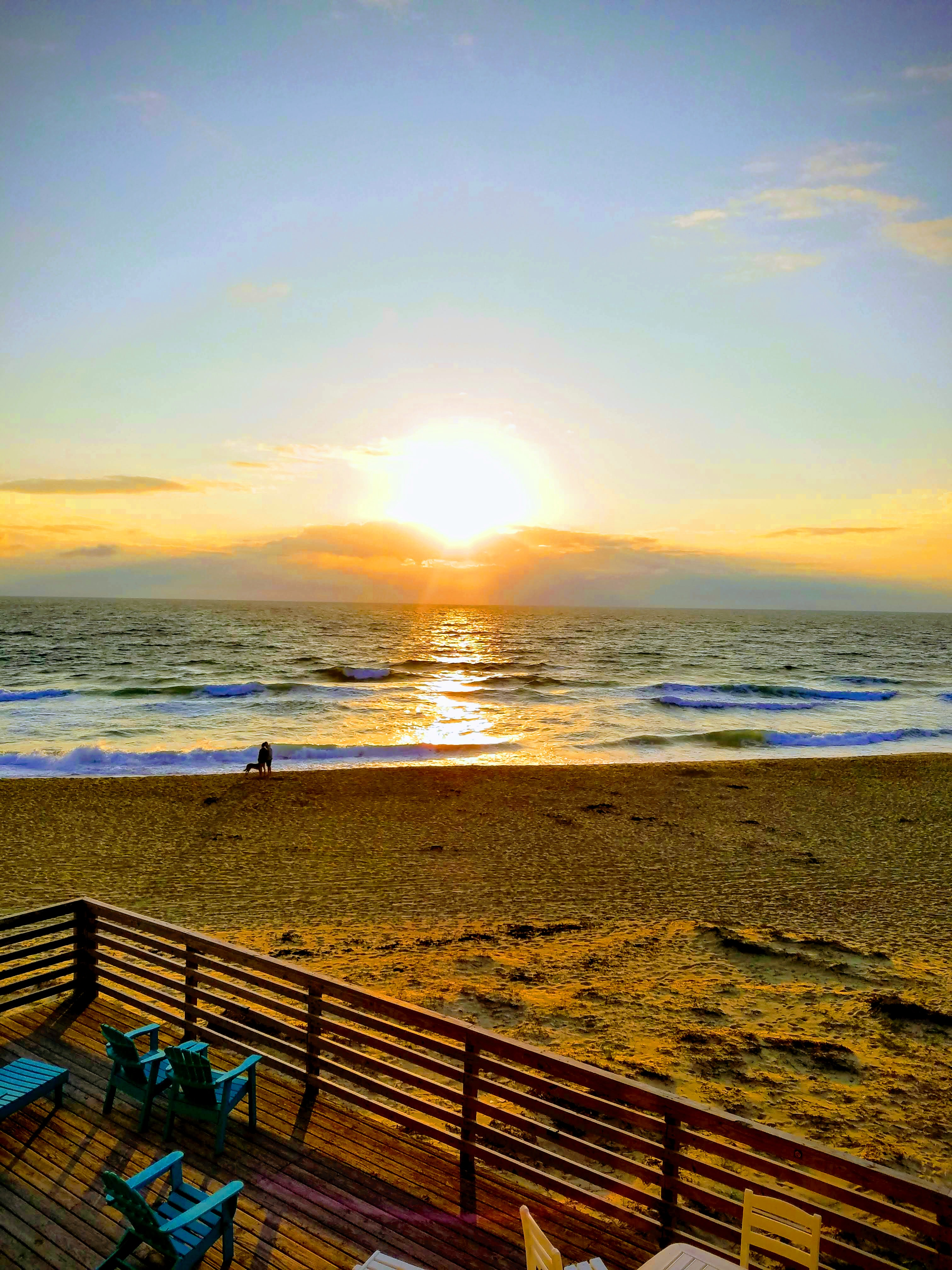 Dog Friendly Nags Head Sunrise